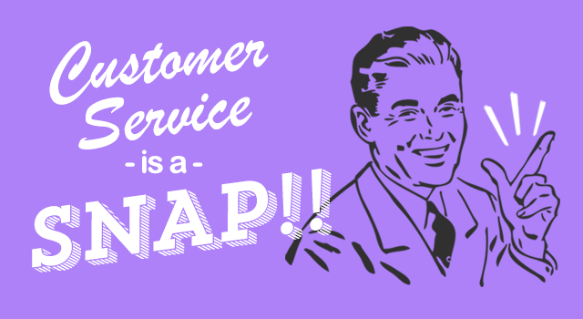 what I learned about customer service